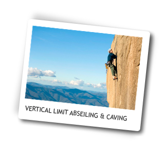 Verticle Limit Abseiling & Caving Tour in Victoria