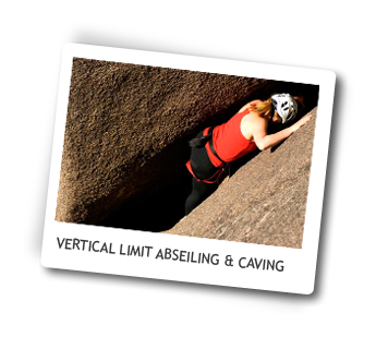 Vertical Limit Abseiling & Caving Tours