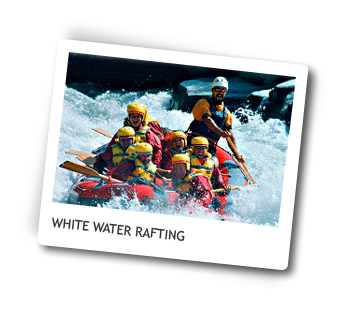 White Water Rafting at Mitta Mitta River, Victoria