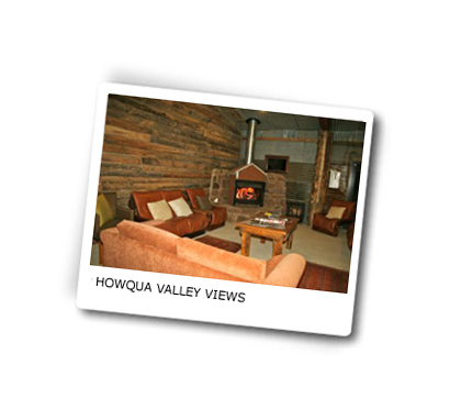 Accommodation at Howqua Valley Views